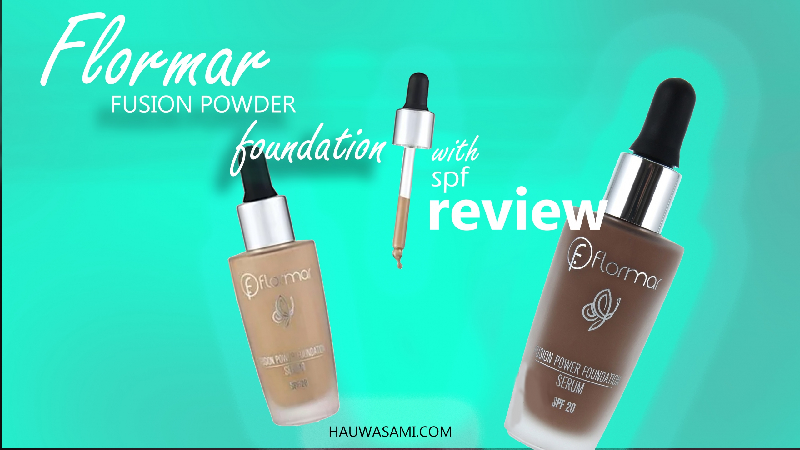 FLORMAR foundation review