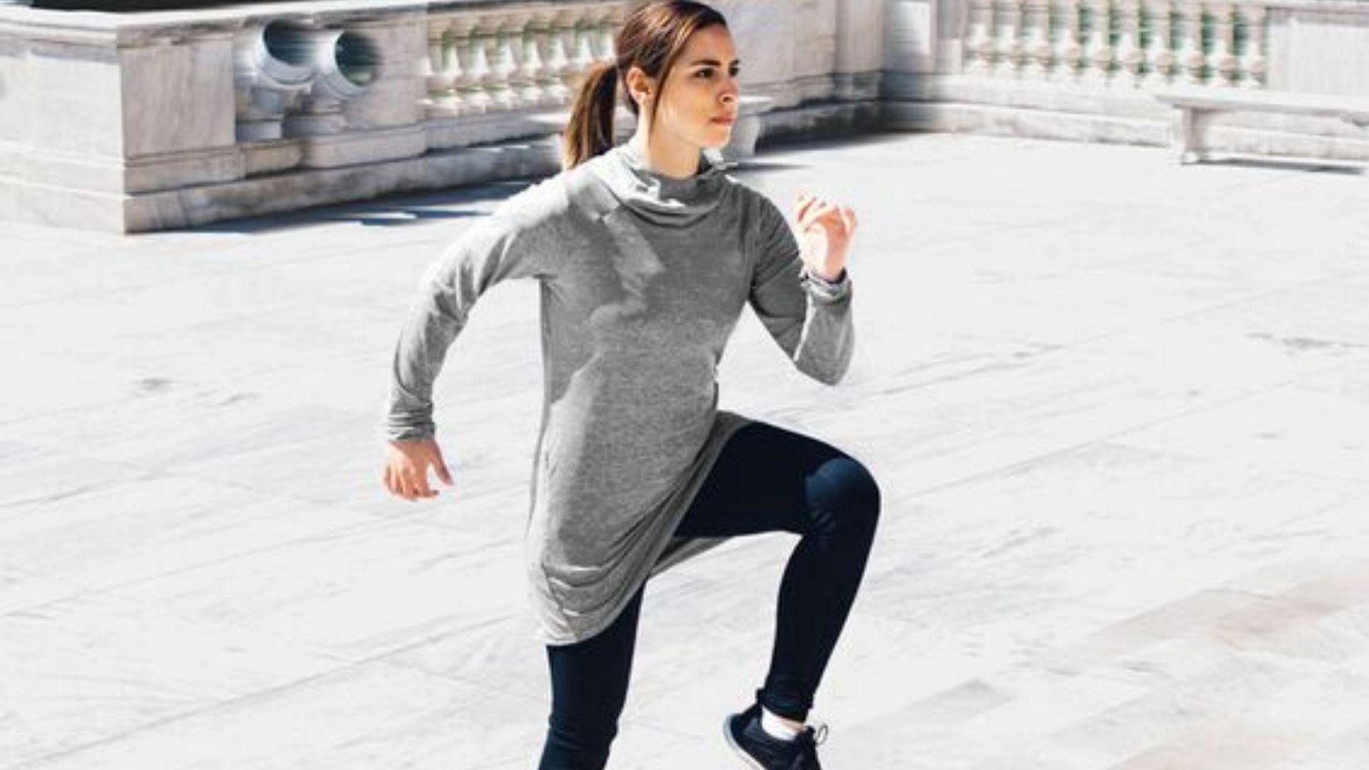 modest sportswear ideas
