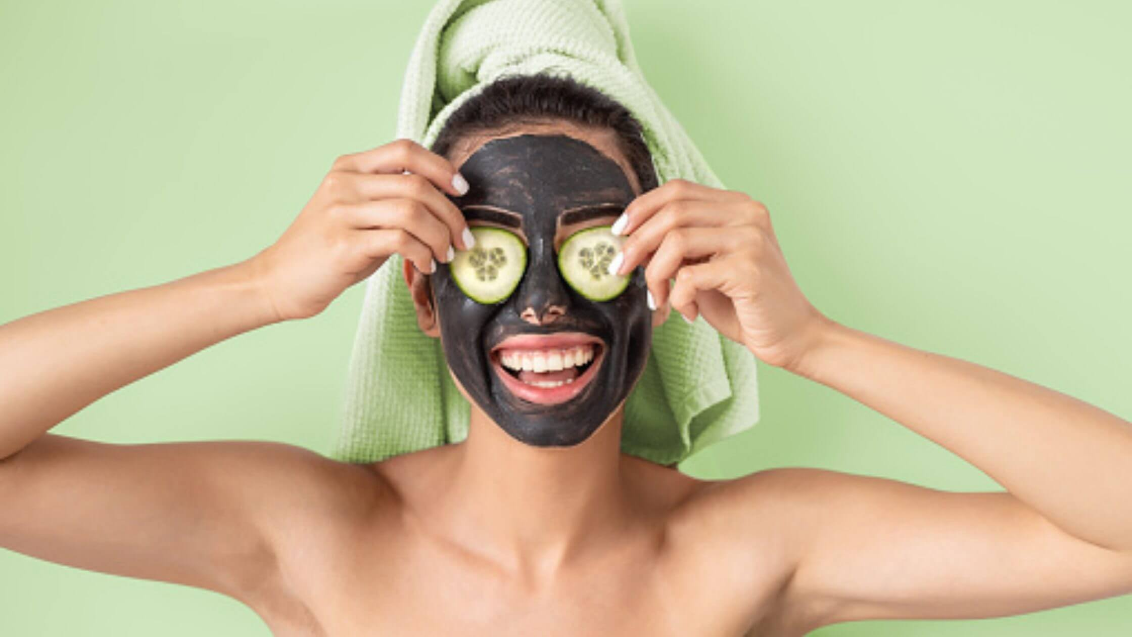 diy homemade charcoal face masks
